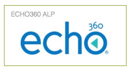 echo360 ALP block on RVC Learn